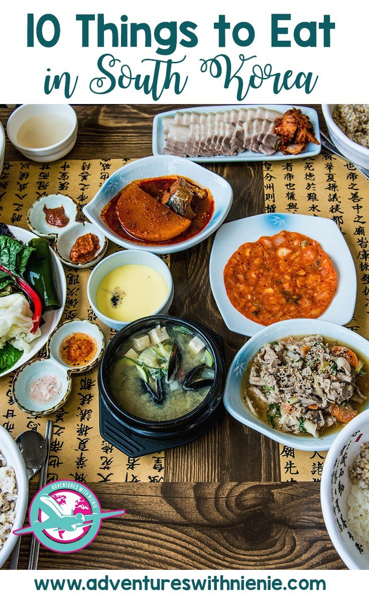 Best Things to Eat in Korea | A Local's Favorites