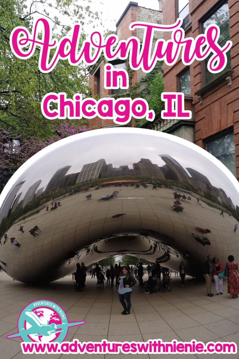 Adventures in Chicago, Illinois