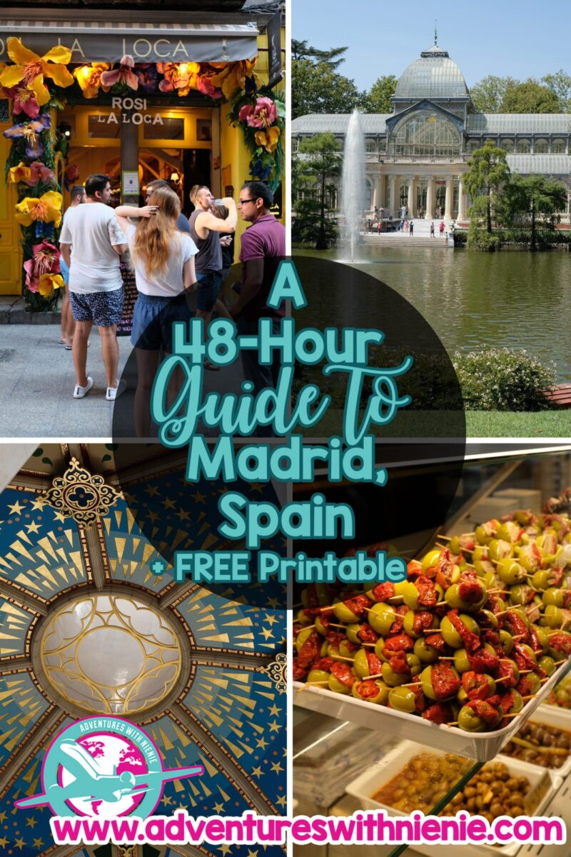 2 Days in Madrid | The Perfect Madrid Itinerary