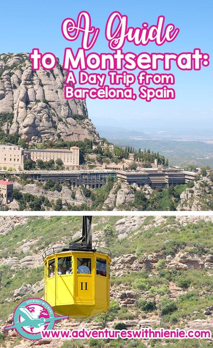 Barcelona to Montserrat | Best Day Trip from Barcelona
