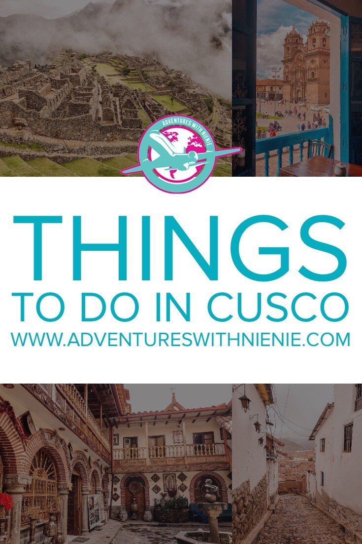 Things to do in Cusco for First Timers
