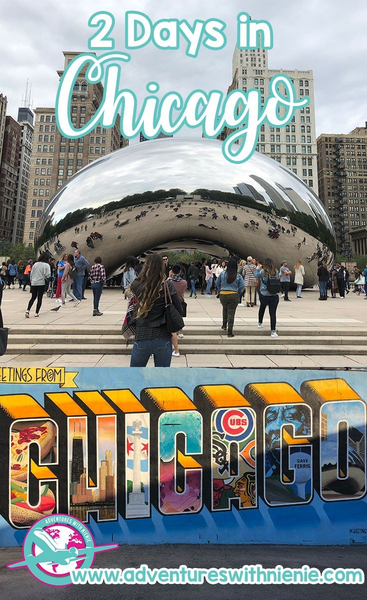 2 Days in Chicago Itinerary