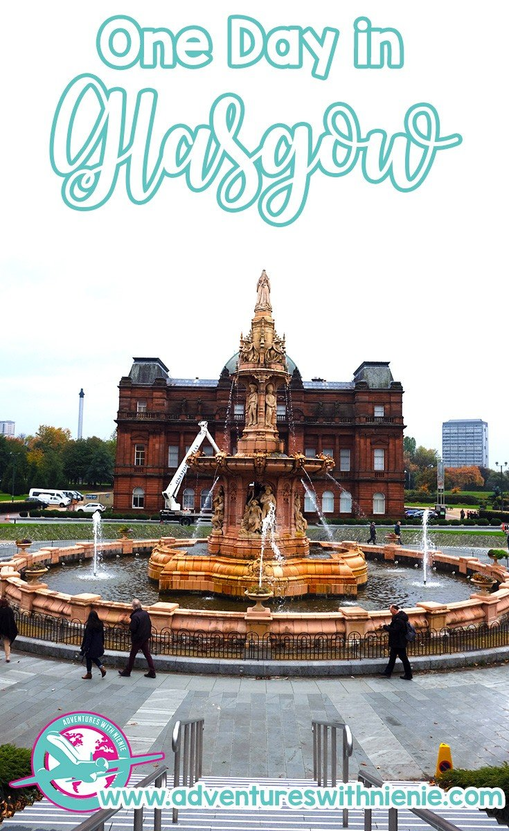 One Day in Glasgow | What to do in Glasgow