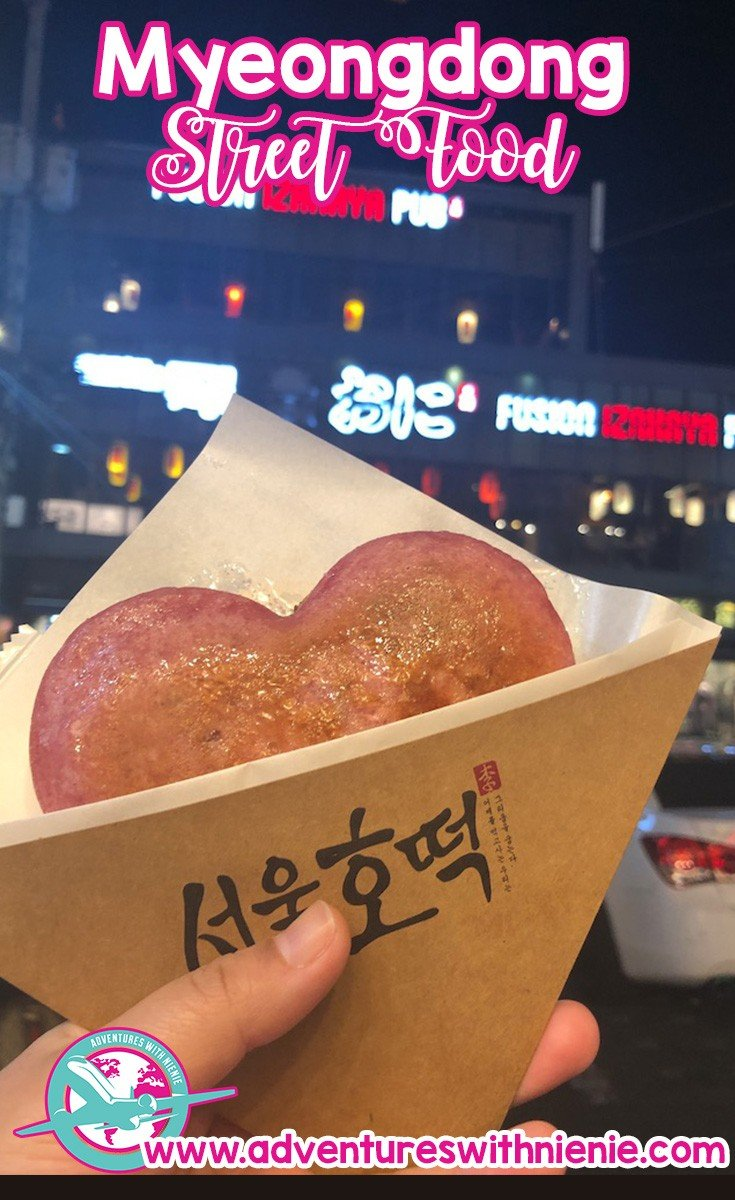 Myeongdong Street Food | Korean Street Food