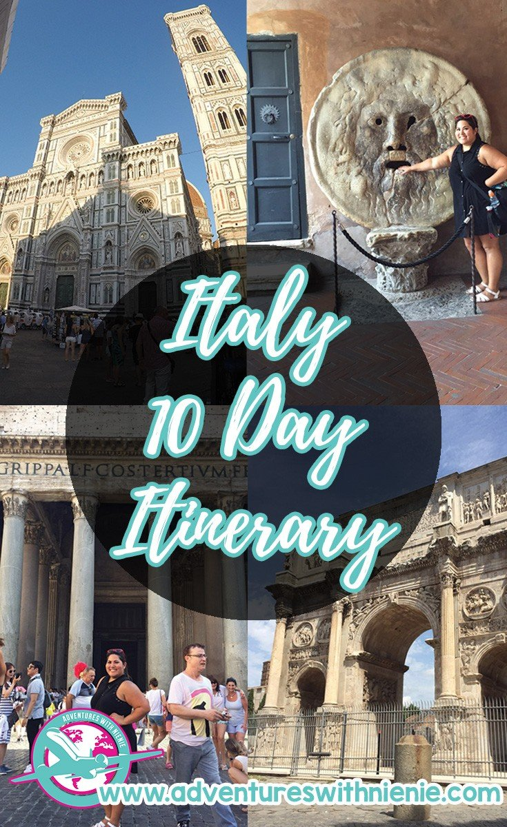 Italy 10 Day Itinerary | Best 10 Days in Italy