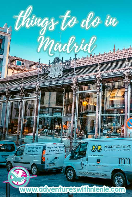 Madrid, Spain | Amazing things to do in Madrid